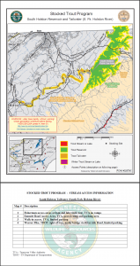 South Holston River Access Points