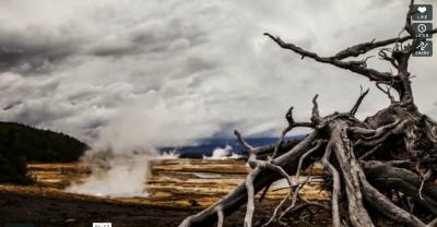 Primordial Yellowstone