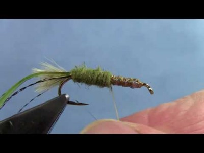 [Video] Tying Crane Fly Larvae