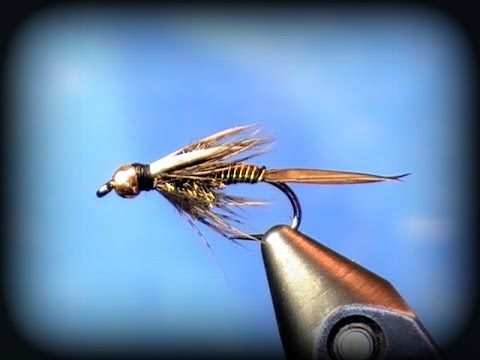 Fly Tying: Hot Wire Prince Nymph