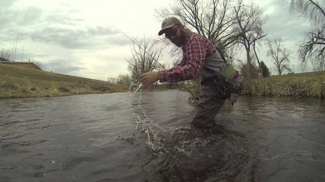 Dakota Angler & Outfitter – Spring Dry Fly Fishing 2014