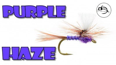[Video] Purple Haze by Fly Fish Food