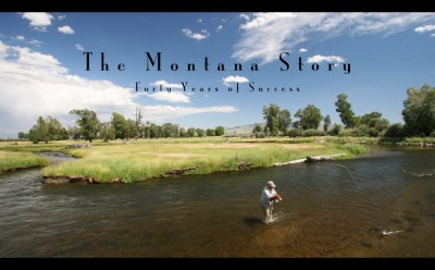 How Montana Became THE Best Trout Fishing Destination